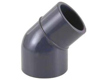 PVC Winkel 45° innen/außen